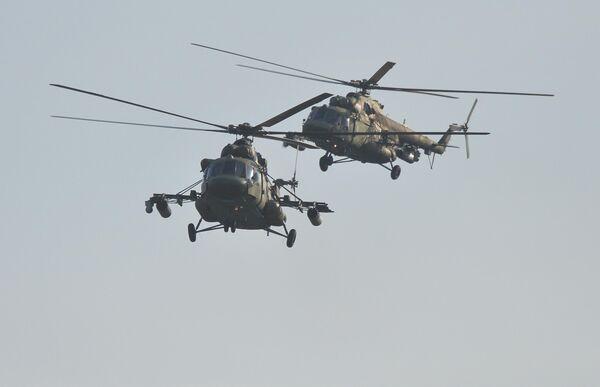 Ми-8 МТВ-5 - Sputnik Беларусь