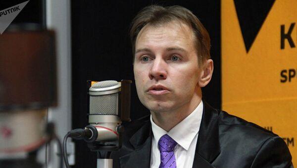 Астролог Андрей Рязанцев - Sputnik Беларусь