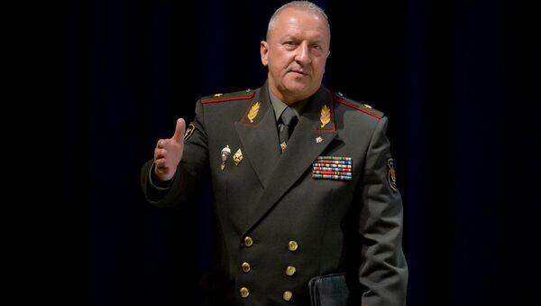 Начальник генерального штаба Вооруженных сил — первый заместитель министра обороны РБ Олег Белоконев - Sputnik Беларусь