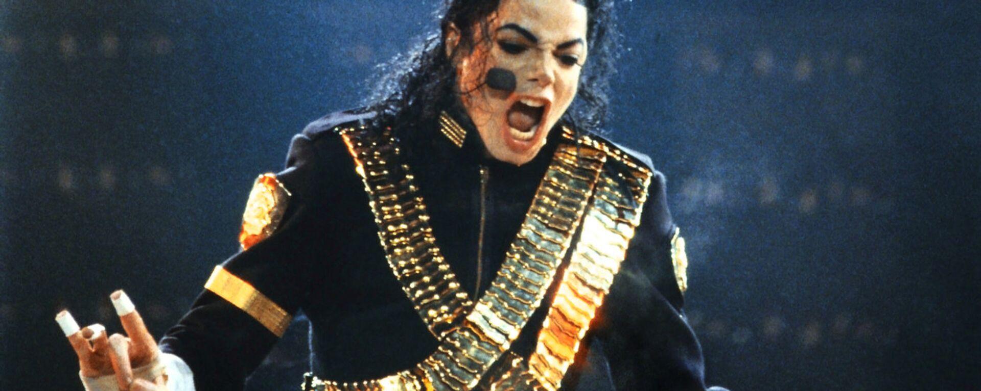 Концерт американского певца Майкла Джексона в Москве - Sputnik Беларусь, 1920, 25.12.2020