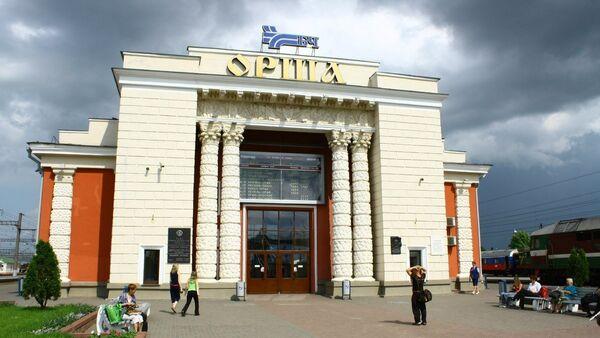 Вокзал в Орше - Sputnik Беларусь