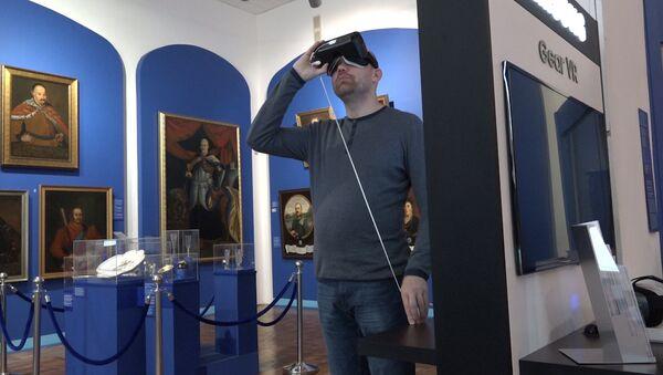 Крэўскі і Гальшанскі замкі можна наведаць віртуальна - Sputnik Беларусь