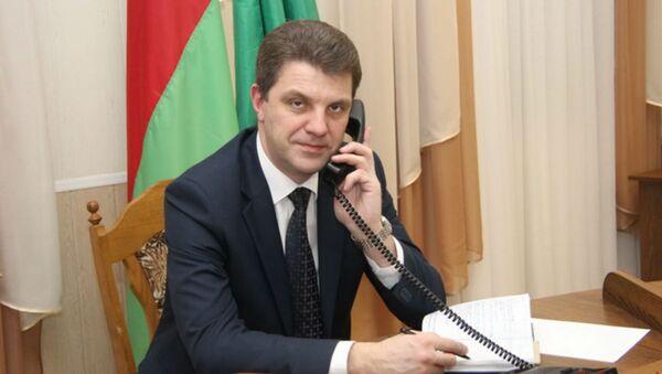 Председатель Мингорисполкома Владимир Кухарев - Sputnik Беларусь