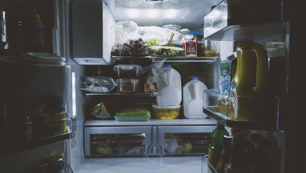 Холодильник, архивное фото - Sputnik Беларусь