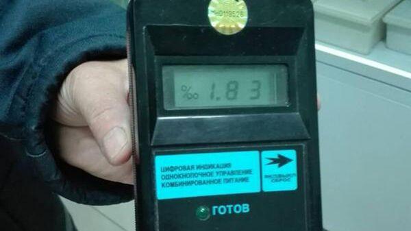Алкотестер - Sputnik Беларусь