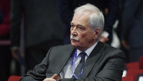 Борис Грызлов, архивное фото - Sputnik Беларусь