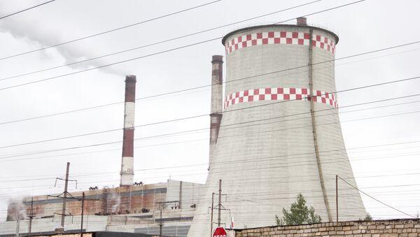 ТЭЦ-4 в Минске - Sputnik Беларусь