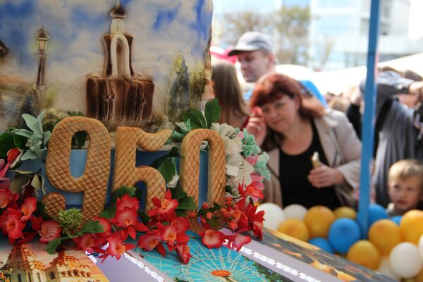 Юбілейны торт - Sputnik Беларусь