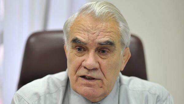 Президент Союза нефтегазопромышленников России Геннадий Шмаль - Sputnik Беларусь