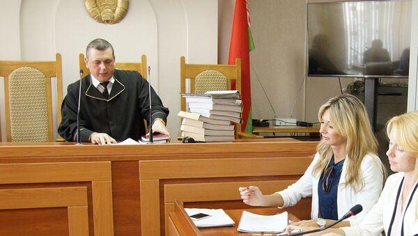Гомельский областной суд 12 сентября приступил к рассмотрению резонансного уголовного дела о порче около 175 тонн мяса на Гомельском мясокомбинате - Sputnik Беларусь