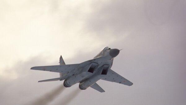 Фронтовой истребитель МиГ-29 СМТ, архивное фото - Sputnik Беларусь