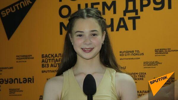 Маша Радзівонава расплакалася на шоу Ты супер! Танцы  ад нечаканасці - Sputnik Беларусь