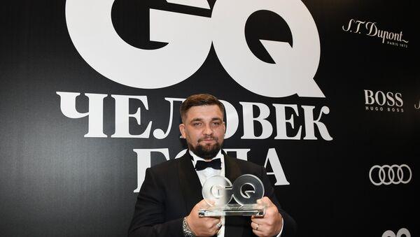 Вручение премии Человек года по версии журнала GQ - Sputnik Беларусь