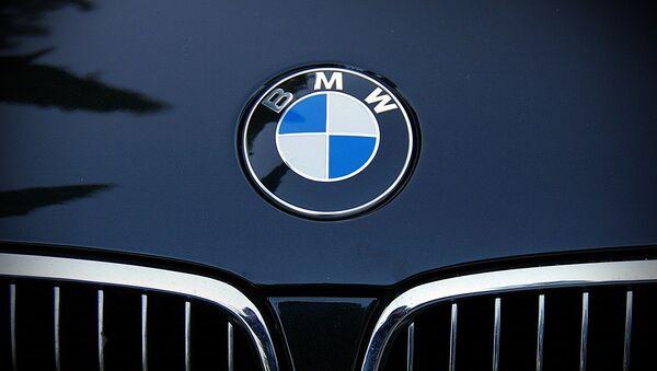 Логотип BMW - Sputnik Беларусь