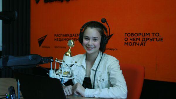 Белоруска на конкурсе Ты супер! Танцы Маша Родионова - Sputnik Беларусь