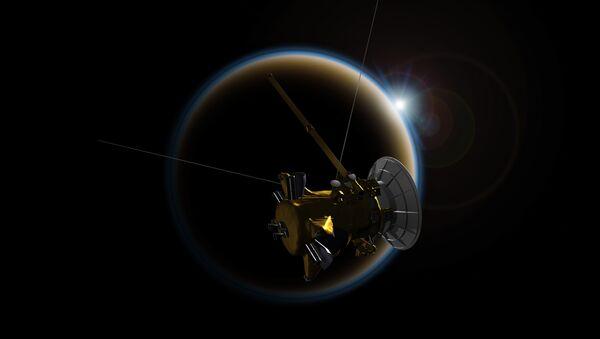 Зонд Cassini - Sputnik Беларусь