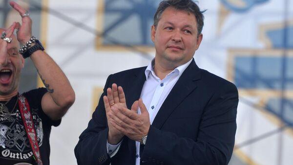 Председатель Мингорисполкома Андрей Шорец - Sputnik Беларусь