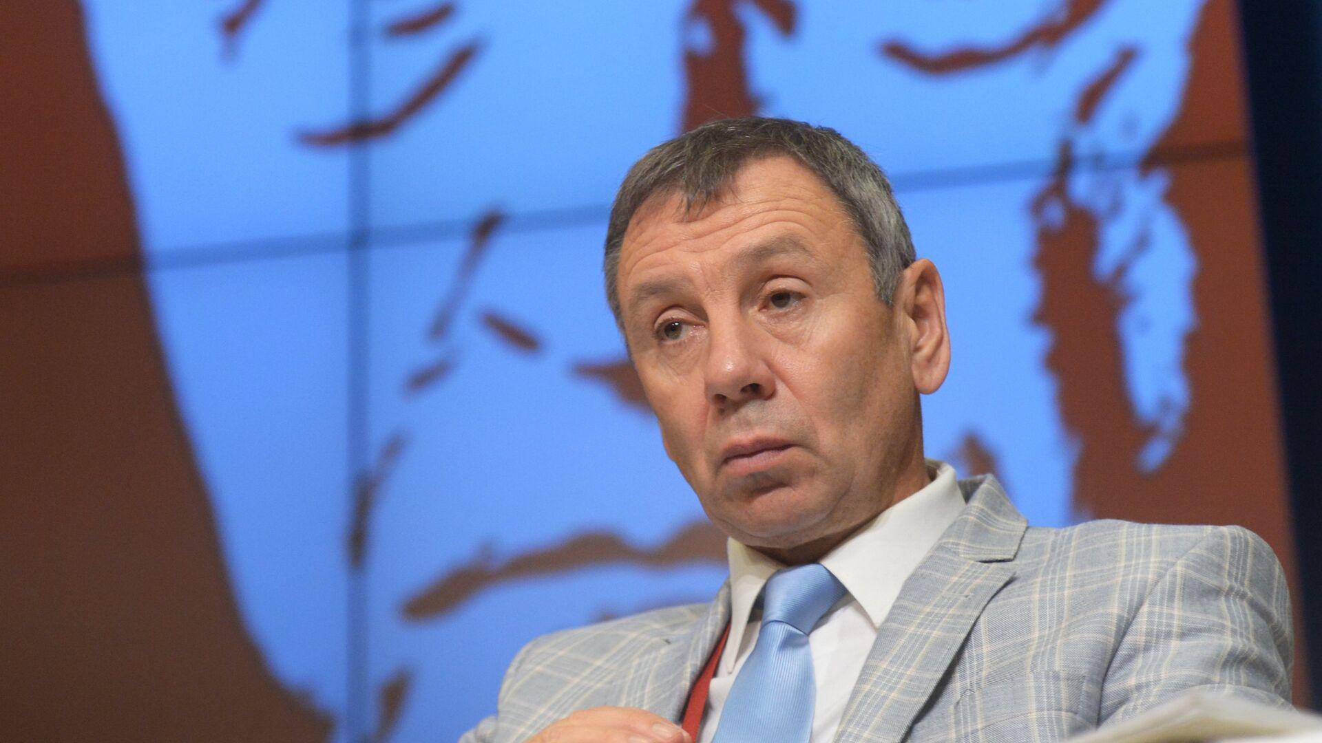 Политолог, член Общественной палаты (ОП) РФ Сергей Марков - Sputnik Беларусь, 1920, 16.04.2021