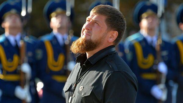 Рамзан Кадыраў - Sputnik Беларусь