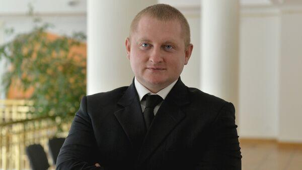 Палітолаг Аляксандр Шпакоўскі - Sputnik Беларусь