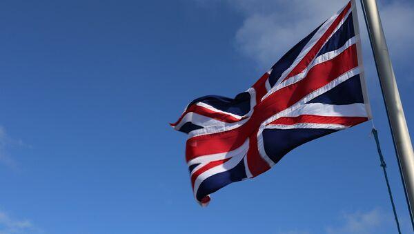 Флаг Великобритании - Sputnik Беларусь