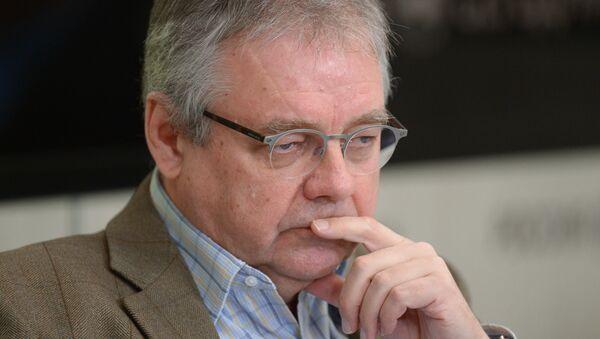 Владимир Мамонтов –  специальный гость радио Sputnik Беларусь - Sputnik Беларусь