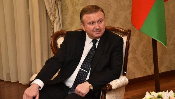 Премьер Беларуси Андрей Кобяков - Sputnik Беларусь