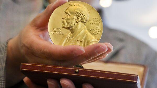 Нобелеўскі медаль - Sputnik Беларусь
