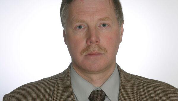 Профессор, доктор исторических наук, член экспертно-консультативного совета Комитета ГД по делам СНГ Алексей Плотников - Sputnik Беларусь