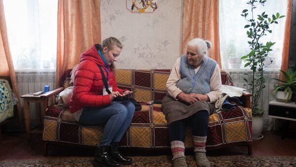 Перепись населения – переписчики в Молодечно - Sputnik Беларусь