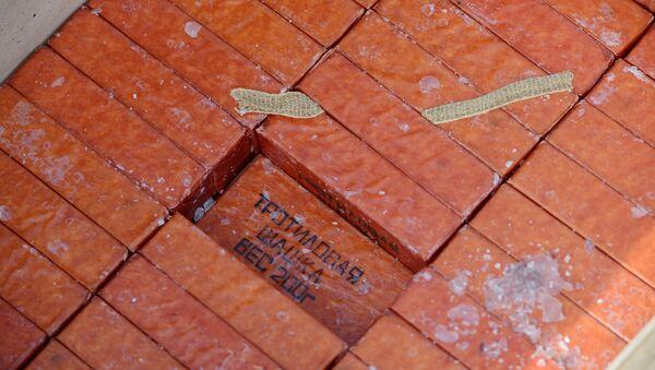 Ящик с тротиловыми шашками, архивное фото - Sputnik Беларусь