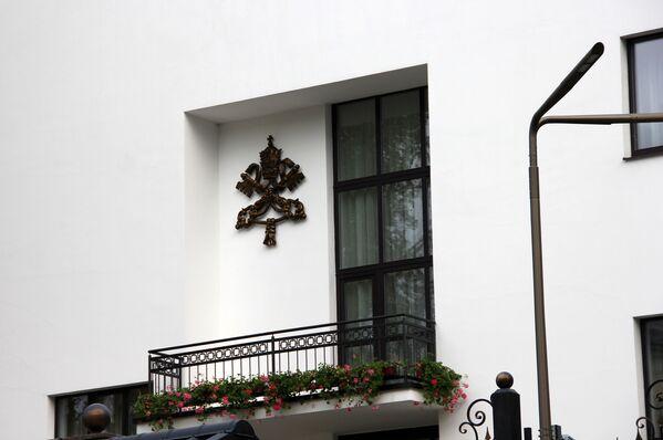 Новое здание посольства Ватикана открылось в центре Минска - Sputnik Беларусь
