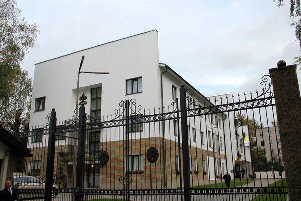 Новое здание посольства Ватикана в Беларуси - Sputnik Беларусь