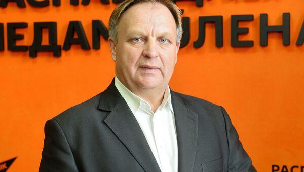 Председатель КОТОС № 97 г. Минска Владимир Головач - Sputnik Беларусь