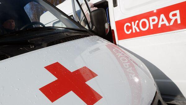 Машины скорой помощи, архивное фото - Sputnik Беларусь