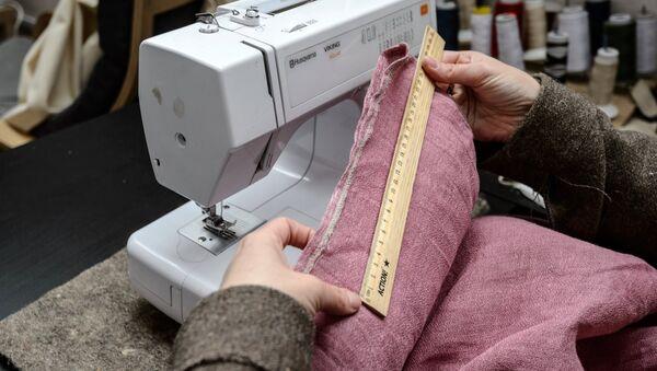 Швейная фабрика - Sputnik Беларусь