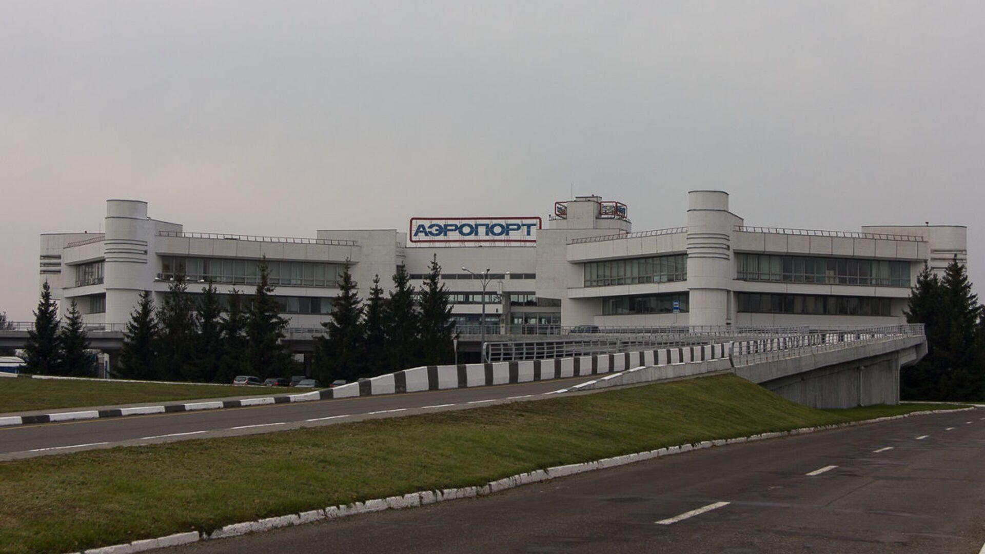 Аэропорт Брест - Sputnik Беларусь, 1920, 15.09.2021