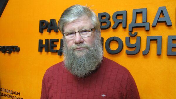 Врач-психотерапевт и нарколог, кандидат медицинских наук Дмитрий Сайков - Sputnik Беларусь