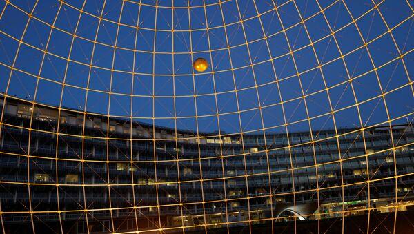 Здание ЮНЕСКО в Париже - Sputnik Беларусь