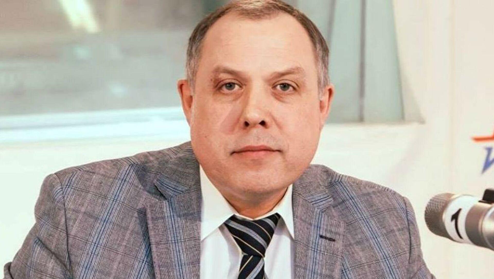 Политолог, заместитель директора Национального института развития современной идеологии РФ Игорь Шатров  - Sputnik Беларусь, 1920, 23.02.2021
