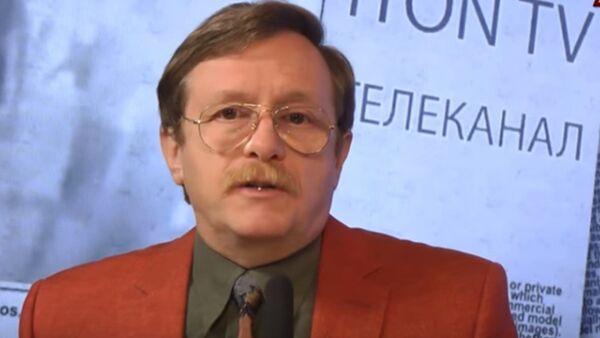 Политический и экономический обозреватель интернет-телеканала ITON TV Александр Гурарье - Sputnik Беларусь