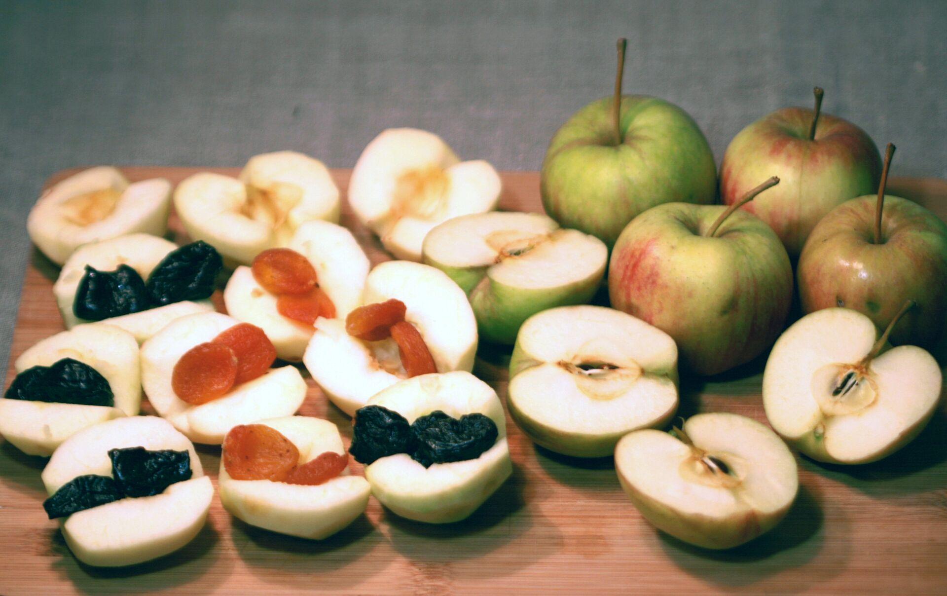 Осенний пирог с яблоками - Sputnik Беларусь, 1920, 19.08.2021
