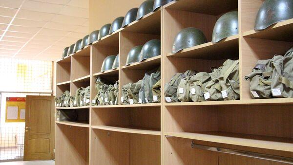 72 Аб'яднаны вучэбны цэнтр у Печах - Sputnik Беларусь