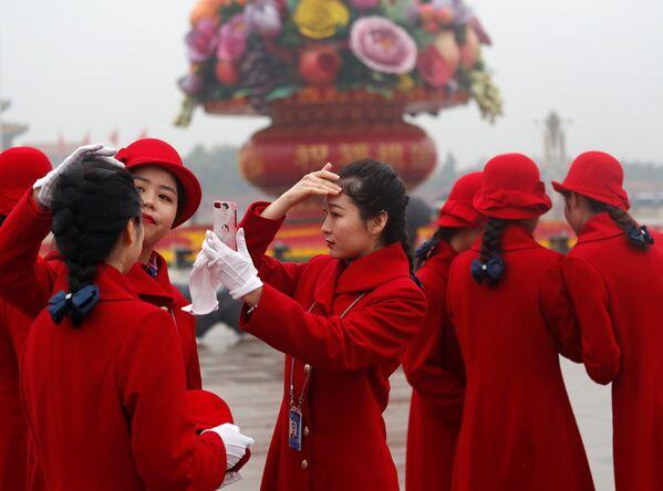 19-й съезд Коммунистической партии Китая - Sputnik Беларусь
