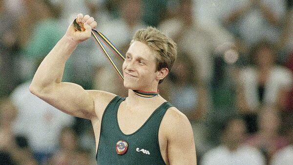 Виталий Щербо - чемпион Олимпийских игр в Барселоне 1992 года - Sputnik Беларусь