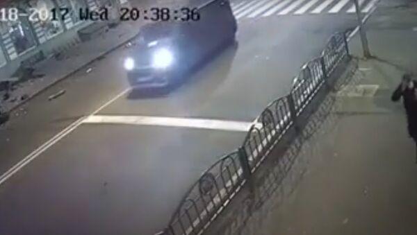 Жуткая авария в Харькове 18.10.2017 попала на видео (18+) - Sputnik Беларусь