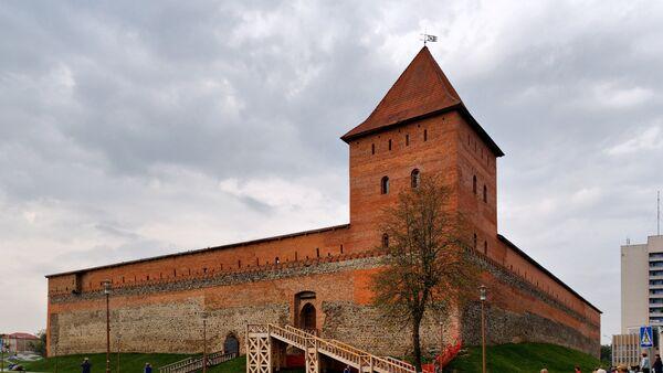 Лідскі замак - Sputnik Беларусь