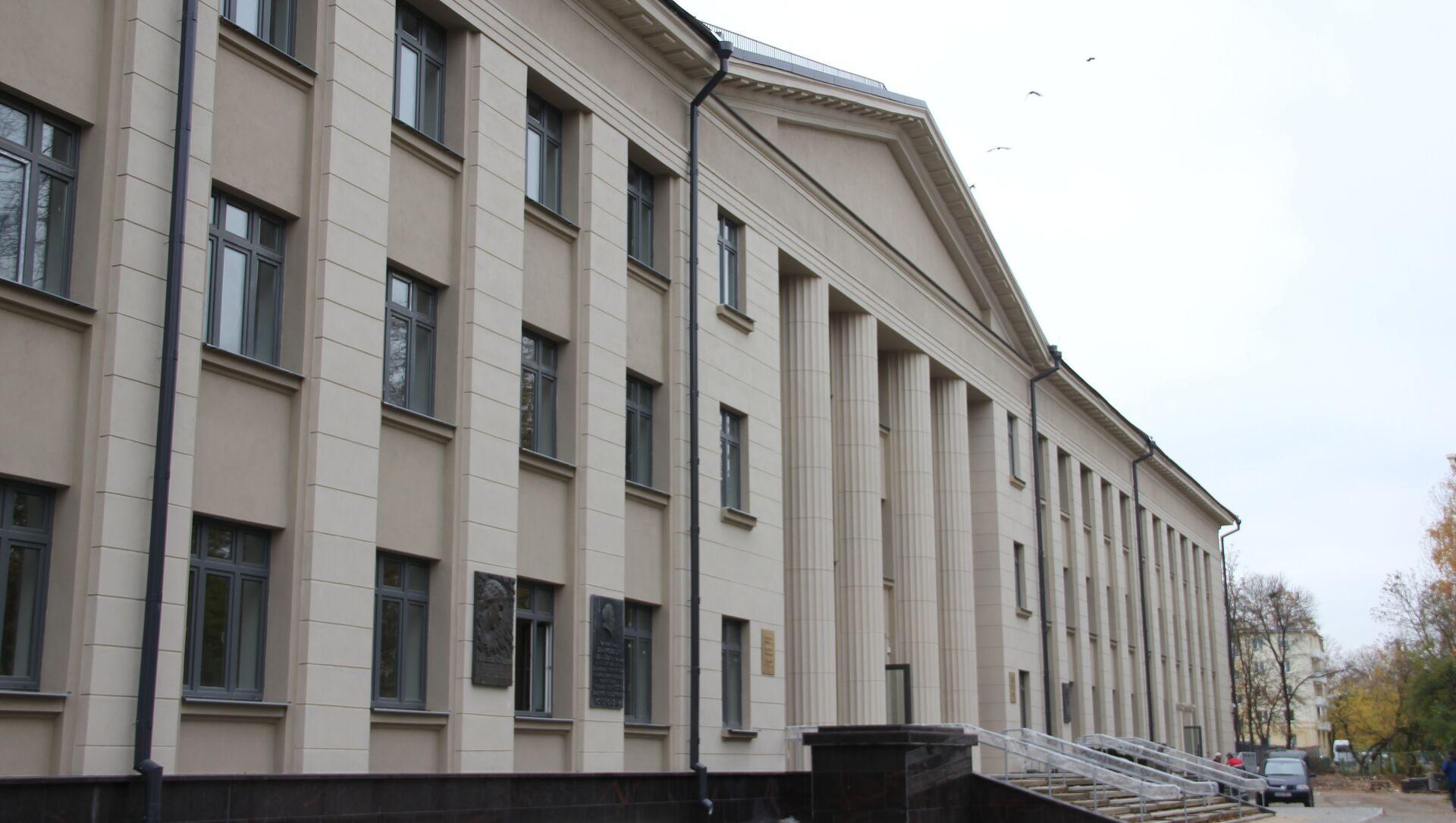 Кінастудыя Беларусьфільм - Sputnik Беларусь, 1920, 25.03.2021