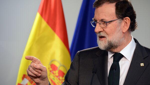 Премьер-министр Испании Мариано Рахой Брей - Sputnik Беларусь
