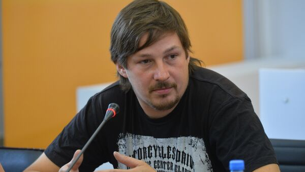 Кіраўнік маташколы Мотохелп Дзмітрый Бельскі - Sputnik Беларусь